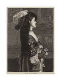 Narcissa Giclee Print by Gustave Jacquet