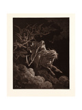 The Vision of Death Giclee Print by Gustave Dore
