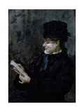 Letter, 1880-1885 Giclee Print by Giovanni Muzzioli