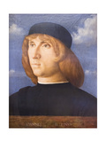 Self Portrait Giclee Print by Giovanni Bellini
