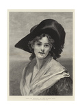 Type of Beauty Giclee Print by Gustave Jacquet