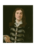 Portrait of a Man, 1700 Giclee Print by Giovanni Battista Gaulli