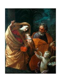 The Flight into Egypt Giclee Print by Guido Reni