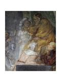 Nebuchadnezzar Giclee Print by Girolamo Romanino