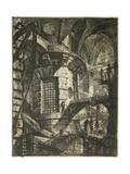 The Prisons Giclee Print by Giovanni Battista Piranesi