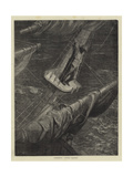 Coleridge's Ancient Mariner Giclee Print by Guido Bach