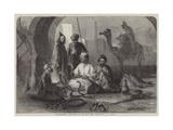 Snake-Charmers, Inhabitants of the Riff Coast, Morocco Giclee Print by Harry John Johnson