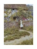 At Sandhills Giclee Print by Helen Allingham