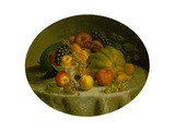 Still Life, 1863 Giclee Print by Hannah Brown Skeele