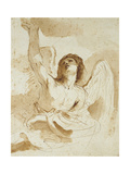 An Angel Giclee Print by  Guercino