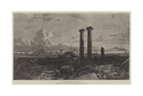Sardis Giclee Print by Harry John Johnson