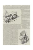 Carglen Poachers Giclee Print by Gordon Frederick Browne