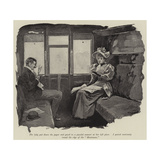 Illustration for Just a Short Story Giclee Print by Gordon Frederick Browne