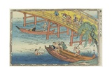 June, Early 18th Century Giclee Print by Hanabusa Itcho