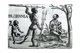 In Gennea, 1511 Giclee Print by Hans Burgkmair