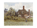 In the Spring Giclee Print by Helen Allingham