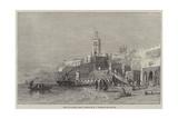 Port of Tangier Giclee Print by Harry John Johnson