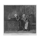 Miser Farebrother Giclee Print by Gordon Frederick Browne
