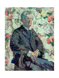 Portrait of a Man, C.1912-14 Giclee Print by Harold Gilman