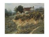 At Sandhills, Witley Giclee Print by Helen Allingham