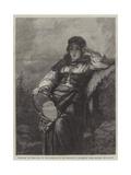 Homeless Giclee Print by Guido Bach