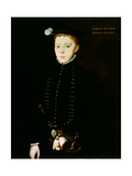 Henry Stewart, Lord Darnley, 1555 Giclee Print by Hans Eworth