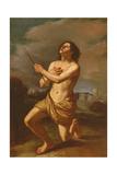 St. Sebastian Giclee Print by  Guercino