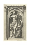 Bacchus, 1592 Giclee Print by Hendrik Goltzius