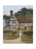 Unstead Farm, Godalming Giclee Print by Helen Allingham