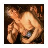 Vulcan, 1615 Giclee Print by Hendrik Goltzius