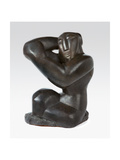 Seated Woman, 1914 Giclee Print by Henri Gaudier-brzeska