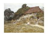 At Stedham Near Midhurst Giclee Print by Helen Allingham