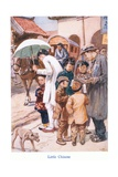 Little Chinese Giclee Print by Gordon Frederick Browne