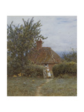 Near Haslemere Giclee Print by Helen Allingham