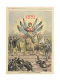 Universal Suffrage from the Supplement of 'Le Petit Journal', 19th August 1893 Giclee Print by Henri Meyer