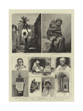 The French in Tunis, Sketches of Arab Life and Character Giclee Print by Harry Hamilton Johnston