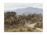 Hindhead from Sandhills, Witley Giclee Print by Helen Allingham