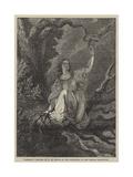 Ophelia Giclee Print by Henry Le Jeune