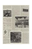 Lambeth Palace Giclee Print by Henry Edward Tidmarsh