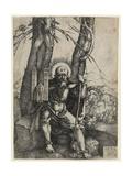 St. Sebald, 1521 Giclee Print by Hans Sebald Beham