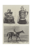 The Ascot Cup Giclee Print by Harry Hall