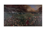 The Battle of San Jacinto 1836, 1895 Giclee Print by Henry Arthur McArdle