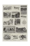 Views in Woodstock, Oxfordshire Giclee Print by Henry Edward Tidmarsh