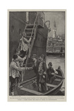 Saved, a Scene During the Reign of Terror at Constantinople Giclee Print by Henry Marriott Paget