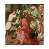 The Reviling of Christ, C.1505 Giclee Print by Hans Leonard Schaufelein