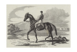 Beadsman, Winner of the Derby Giclee Print by Harry Hall
