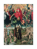 The Last Judgement, 1473 (Central Panel) Giclee Print by Hans Memling