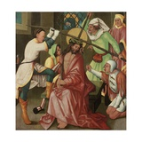 The Reviling of Christ, C.1510-30 Giclee Print by Hans Leonard Schaufelein