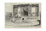 Helena in Troas, at Hengler's Circus, the Death of Oenone Giclee Print by Henry Marriott Paget