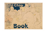 Irish and American Bar, Rue Royale; Poster for 'The Chap Book', 1895 Lámina giclée por Henri de Toulouse-Lautrec